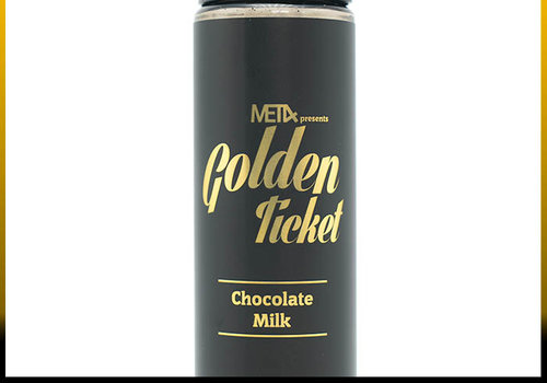 MET4 Vapor Golden Ticket 60ml