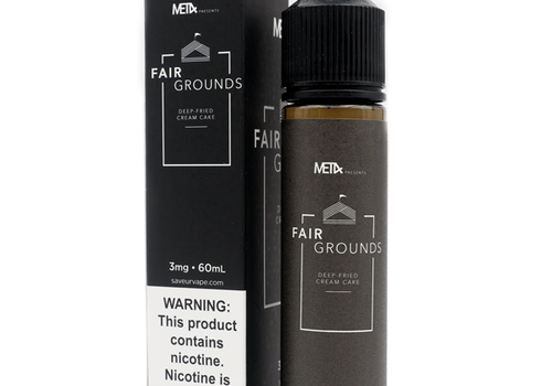 MET4 Vapor Fairgrounds 60ml