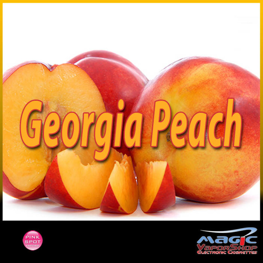 Georgia Peach 30ml