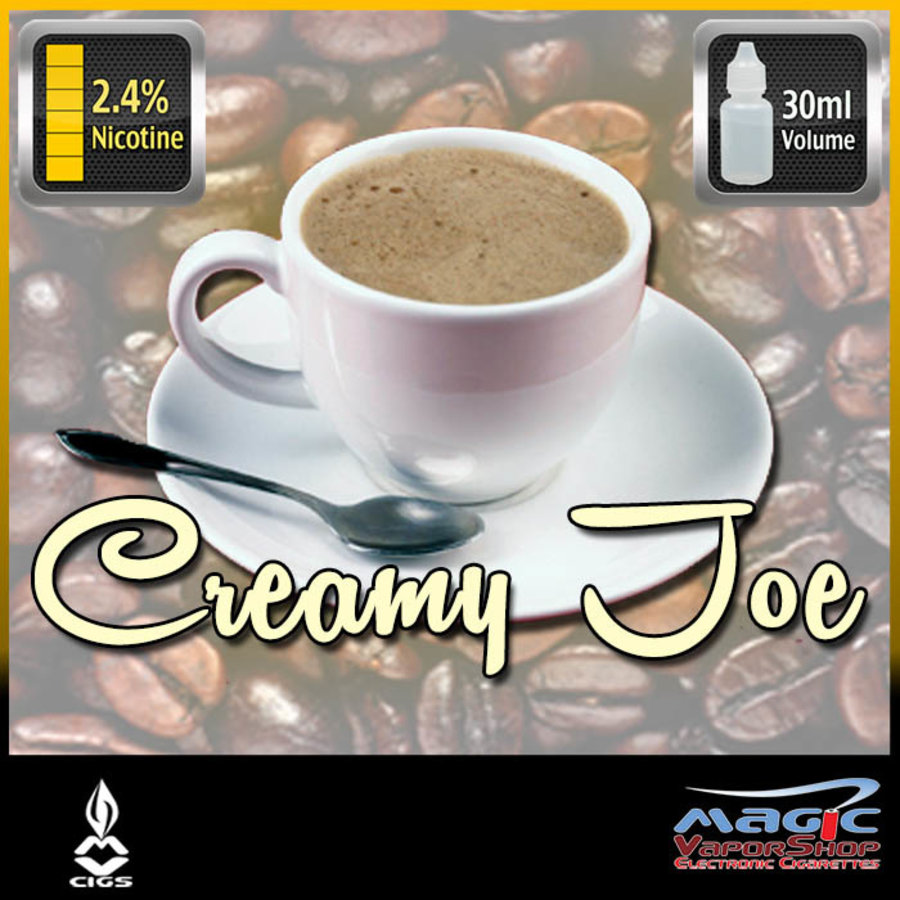 Creamy Joe 30ml