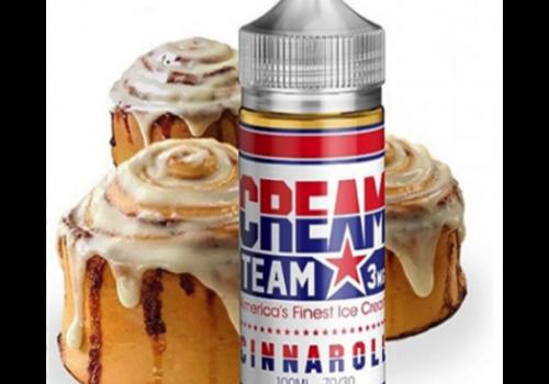 CREAMTEAM Cream Team Cinnaroll 100ml