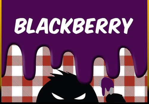 Jam Monster Blackberry Jam 100ml