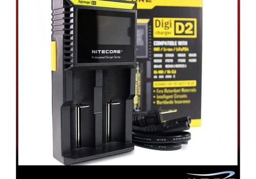 Nitecore Nitecore Intelli D2 LCD Batt Charger