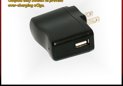 AC-USB Adapter 500mAh