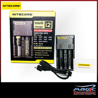 Nitecore Intelli New I2 2-slot Charger