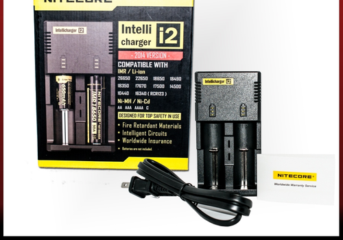 Nitecore Nitecore Intellicharger New I2 2-slot Charger