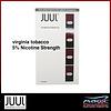 4 pack Juul Virginia Tobacco 5% 0.7ml