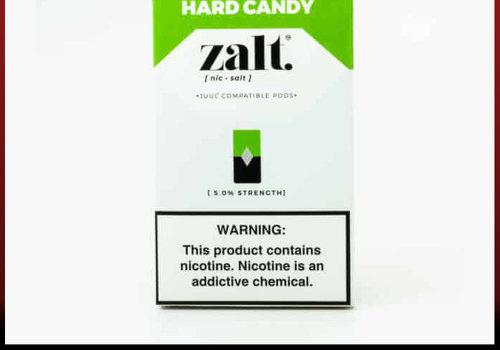 Zalt 4 pack Zalt Green Apple Candy 5% 1ml