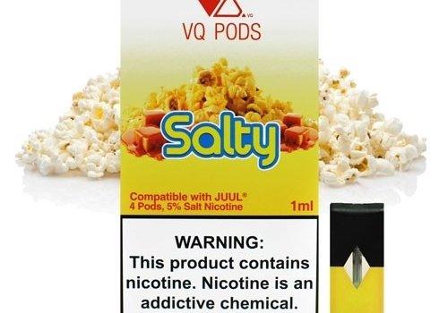 VQ 4 pack VQ Salty 5% 1ml