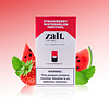 4 pack Zalt Straw Melon Menthol 5% 1ml