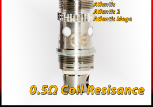 Aspire Atlantis Coil 0.5ohm