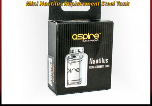 Aspire Mini Nautilus Steel Tube 2ml