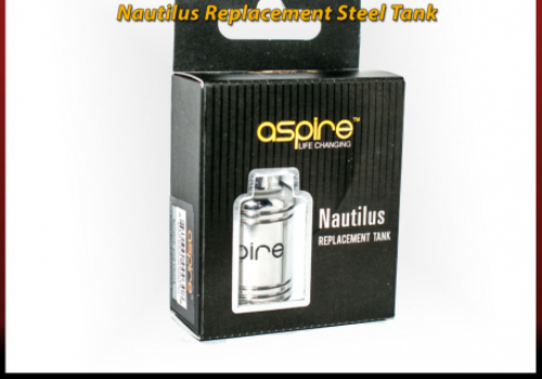 Aspire Nautilus Steel Tube 5ml