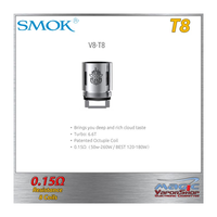 TFV8 T8 Coil 0.15ohm