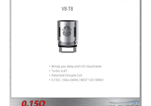 SMOK TFV8 T8 Coil 0.15ohm