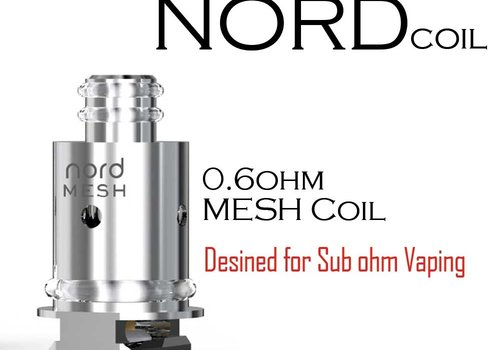 SMOK Nord Mesh Coil 0.6ohm