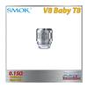 V8 Baby M2 Coil 0.15ohm