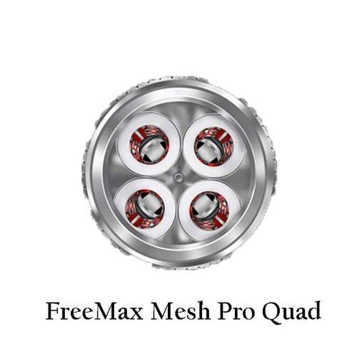 Freemax Mesh Pro Quad Coil 0.15ohm
