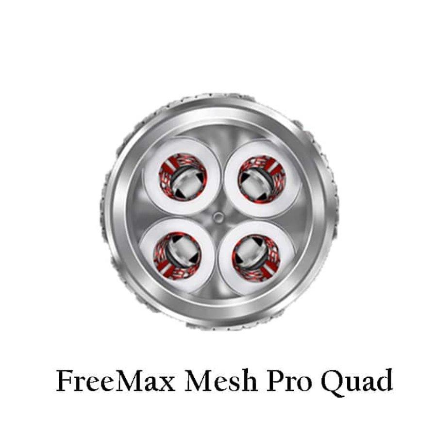 Mesh Pro Quad  0.15ohm