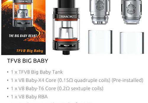 SMOK TFV8 Big Baby Tank 5ml