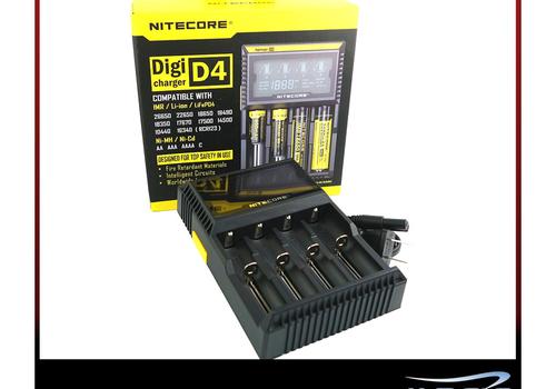 Nitecore Nitecore Intelli D4 LCD Batt Charger