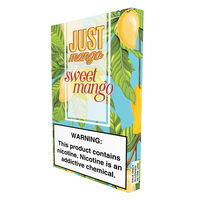 4 pack Just Sweet Mango 5% 1ml
