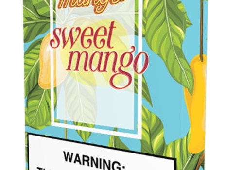 Just Mango 4 pack Just Sweet Mango 5% 1ml