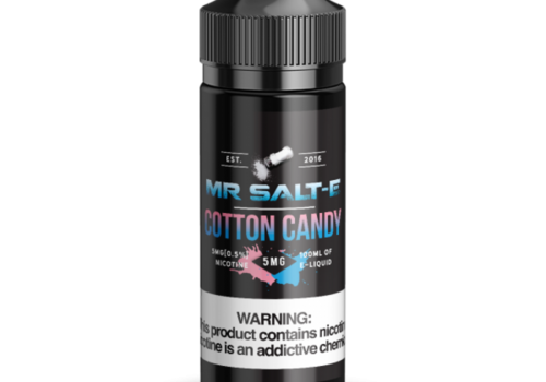 Mr. Salt-E Cotton Candy 100ml