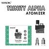 SMOK Trinity Alpha Pod and Mesh 0.6/0.8 coils