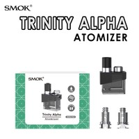 Trinity Alpha Pod and Mesh 0.6/0.8 coils