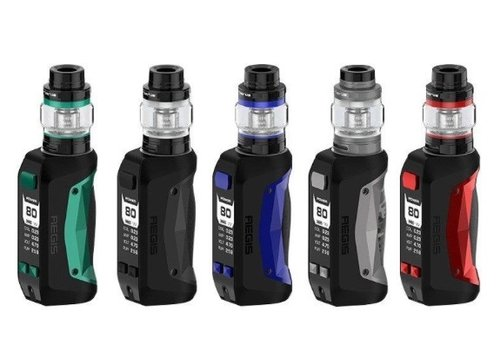 Geek Vape Aegis Mini 80W TC Kit W/Cerberus