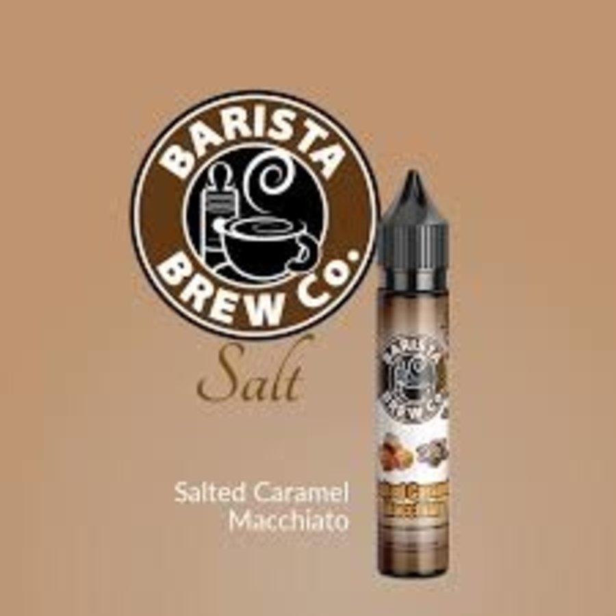 Salted Caramel Macchiato 60ml