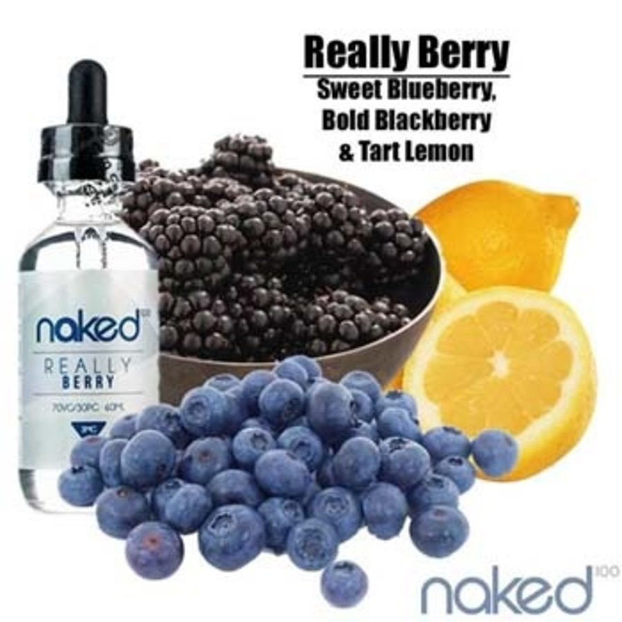 Really Berry 60ml