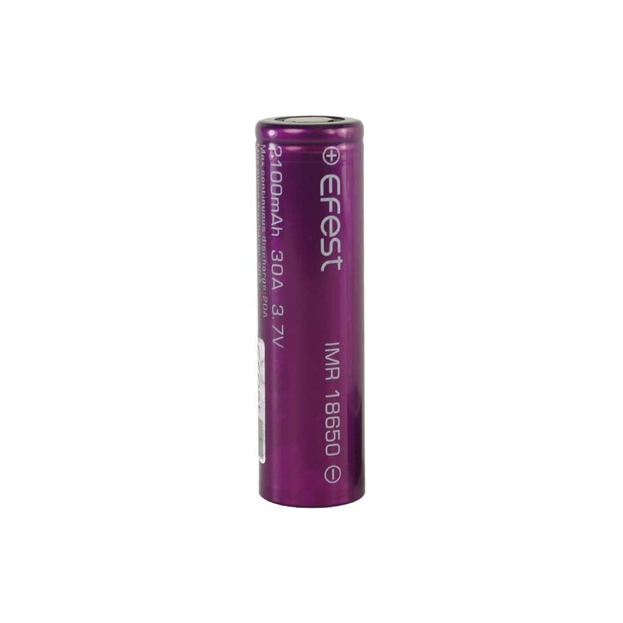 Efest 2100mAh 18650 W Included Case
