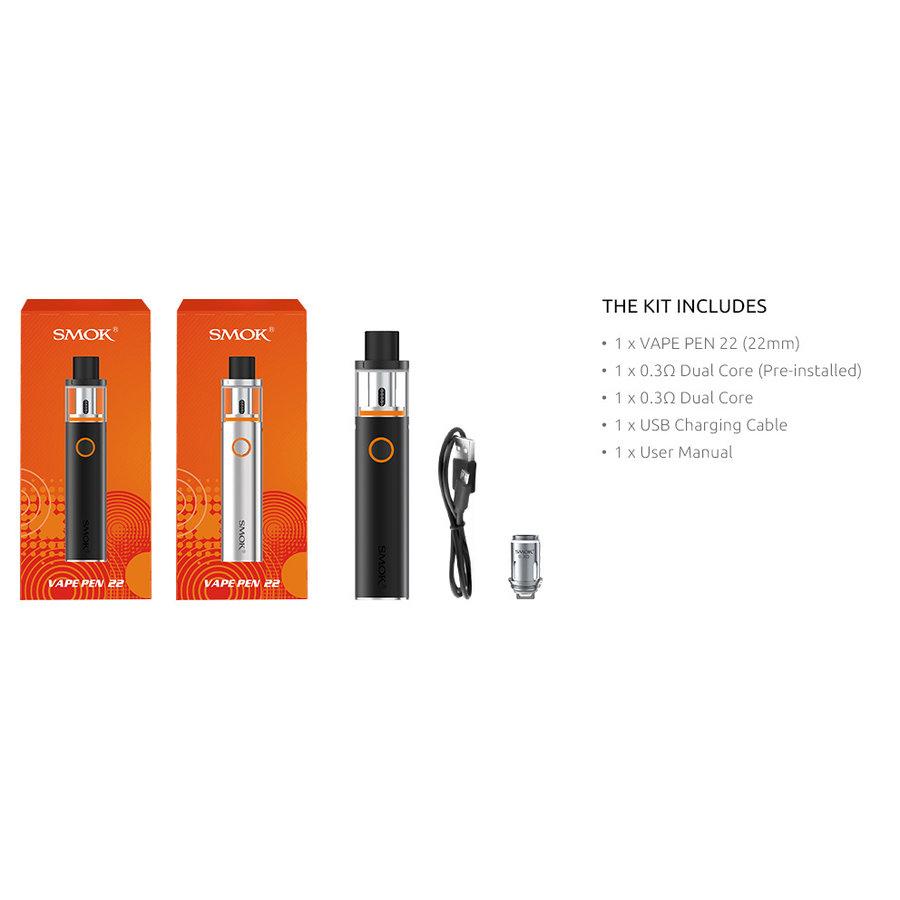 Vape Pen 22 Start Kit 1650