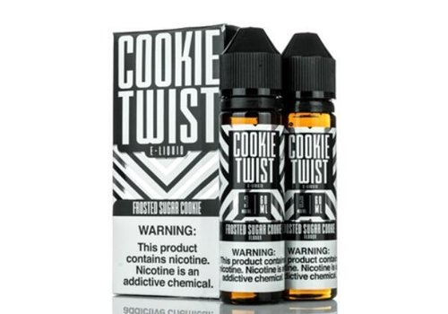 TWIST Frosted Sugar Cookie 120ml