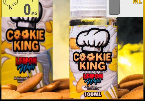 Candy King Lemon Wafer 100ml