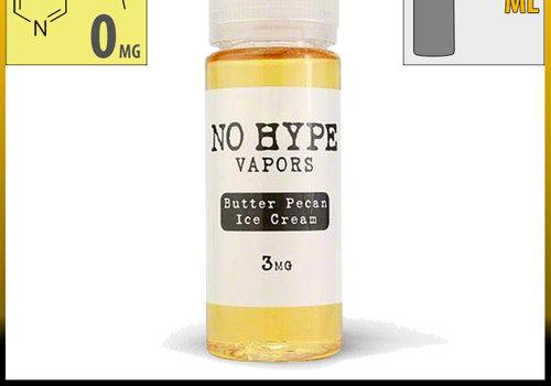 NO HYPE Butter Pecan Ice Cream 120ml
