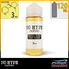 NO HYPE Butter Pecan Ice Cream 120ml