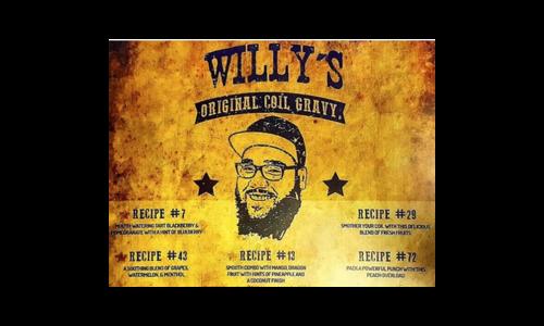 Willy's Coil Gravy