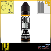 Frosted Amber 120ml