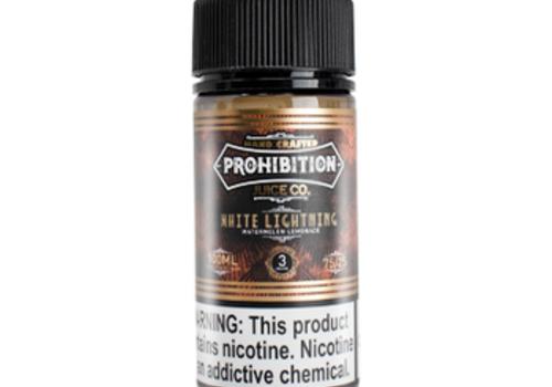 Prohibition White Lightning 100ml