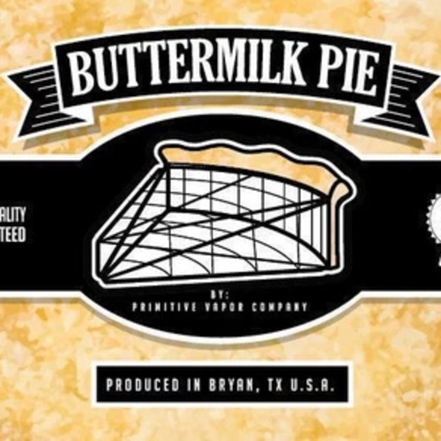 Buttermilk Pie 60ml