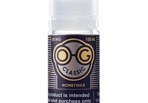 OG Classics HoneyMilk 100ml