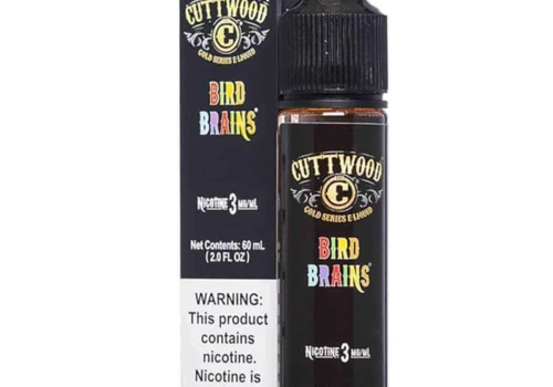 Cuttwood Bird Brains 60ml