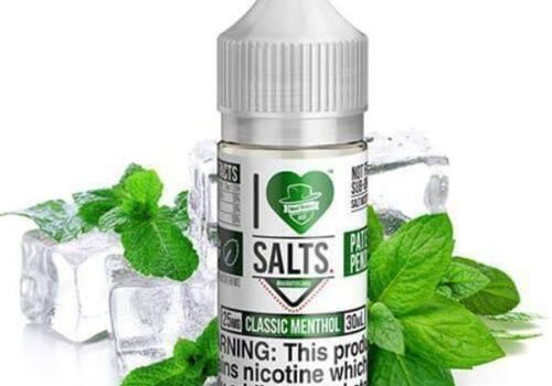 I Love Salts Classic Menthol 30ml
