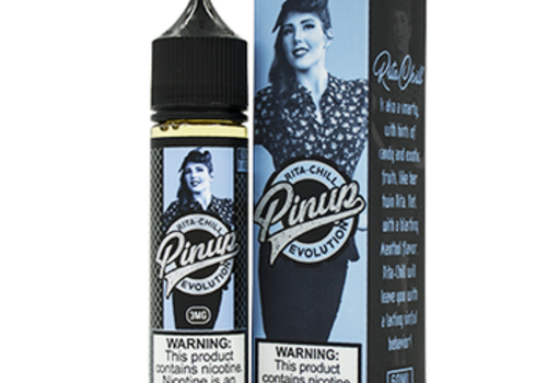 Pinup Vapors Rita Chill 60ml
