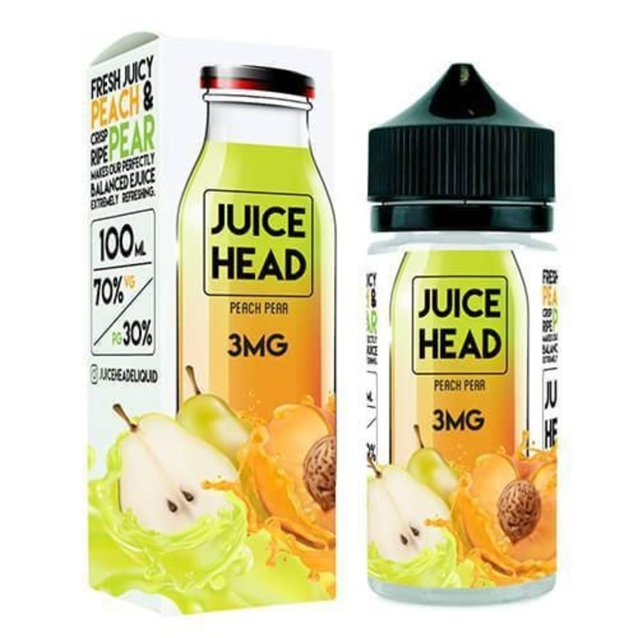 Peach Pear 100ml