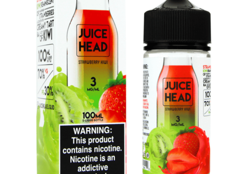 Juice Head Strawberry Kiwi 30ml