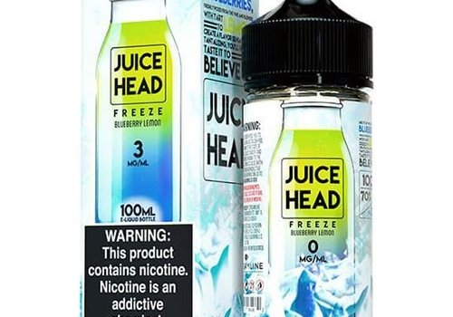 Juice Head Blueberry Lemon Freeze 100ml 06mg